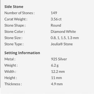 Jewelry - Jack Skellington earrings & ring set